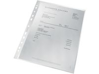 LEITZ Pocket Recycle 90my A4 Clear OP Box of 100 (47911003)