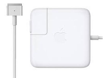 APPLE MagSafe 2 - Strömadapter - 60 Watt - för MacBook Pro with Retina display (Early 2013, Early 2015, Late 2012, Late 2013, Mid 2014) (MD565Z/A)