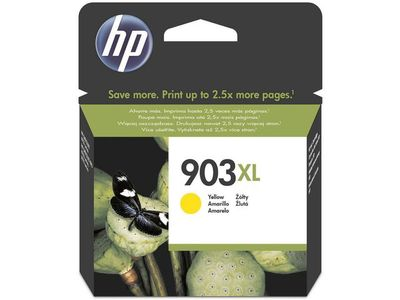 HP Yellow Ink Cartridge No. 903 XL  (T6M11AE)