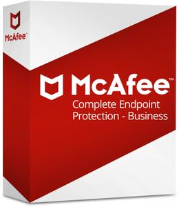 MCAFEE MFE COMPLETE EP PROT BUS P:1 GL  IN (CEBCDE-AA-BA)