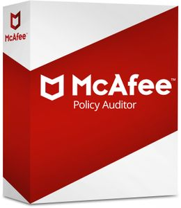 MCAFEE MFE POLICY AUDITOR SVR P:1 GL [P+] 26-50 IN (PASCDE-AB-BA)