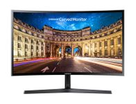 "SAMSUNG 27"" Curved Monitor. CF396 Series"