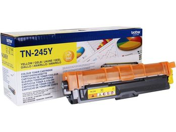 BROTHER Toner BROTHER TN245Y 2.2K gul (TN-245Y)