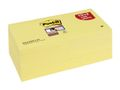 POST-IT Notes Post-it 654S Super Sticky Gul 76x76mm