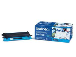 BROTHER Cyan Toner Cartridge High Capacity (TN-135C)