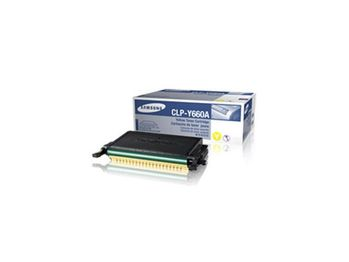SAMSUNG Drum yellow 2000pages for CLP-610ND 660N 660ND CLX-6200ND 6210FX 6240FX (CLP-Y660A/ELS)