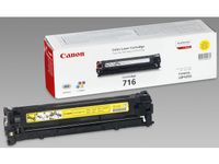 Yellow Toner Cartridge Type 716 Y