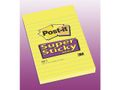 POST-IT Notes POST-IT SuperSticky li.102x152 gul