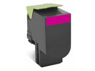 LEXMARK Magenta Return Program Cartridge (70C20M0)