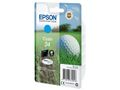 EPSON Ink/34 Golf Ball 4.2ml CY