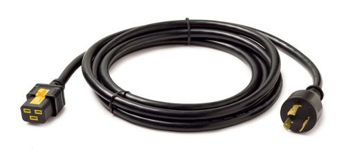 APC Power Cord, Locking C19 to F-FEEDS (AP8753J)