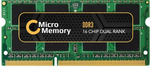 MICROMEMORY 4GB DDR3 1333MHZ SO-DIMM (MMG1304/4096)