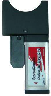 LYCOM ExpressCard/ 34 to PC Card (EK-108A)