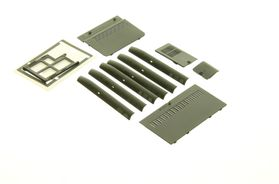 HP Plastics kit (492577-001)