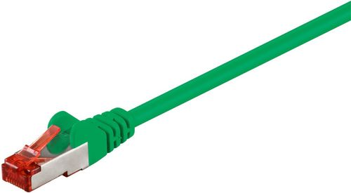 MICROCONNECT FTP CAT6 0.5M GREEN PVC SPECIAL PR (B-FTP6005G)