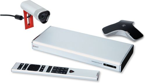 POLYCOM R.PRES.GROUP 500-720P GR.500HD EAGLEEYE ACOUSTIC CAM.POWER:EU   IN PERP (7200-63550-101)