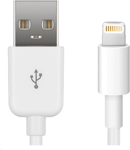 MICROCONNECT Lightning Cable MFI 0,5m (LIGHTNING0.5)