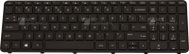 HP Keyboard (INTL) (720670-B31)