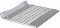 XCEED keyboard Ipad Air2 - Silver