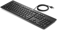 HP USB Business Slim Keyboard (N3R87AA#UUZ)