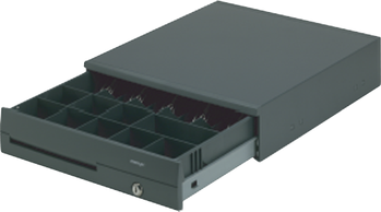 POSIFLEX CR-4001 Smart Cash Drawer With (CR-4001)