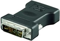 MICROCONNECT Adapter DVI 12+5 - HD15 M-F (MONJK)