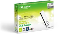 TP-LINK NT WIRELESS TL-WN821N N USB ADAPTERATHEROS2T2R 2.4GHZ 802.11G B ND RTL