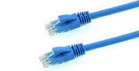 MICROCONNECT UTP CAT6 1M BLUE SNAGLESS (UTP601BBOOTED)