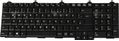 FUJITSU Keyboard Black (GERMAN)