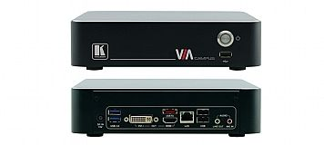 KRAMER VIA Campus wireless presentations system 5USB RJ45 IN HDMI and DVI-I out (80-80378090)