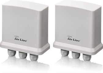 AIRLIVE Outdoor 2-Port POE Extender (OD-2000PE)