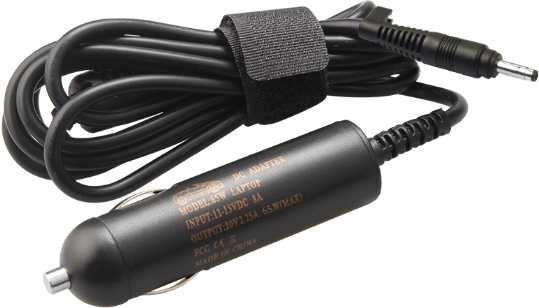 CoreParts 45W Lenovo Car Adapter (MBXLE-DC0002)