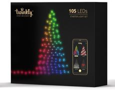 TWINKLY String Christmas 105 LED (RGB)