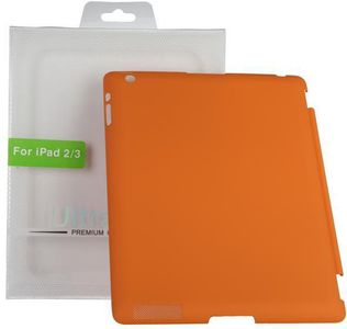 MicroSpareparts Snap on iPad Cover Orange (MSPP2762)