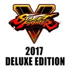 CAPCOM Act Key/ Street Fighter V Deluxe Edition