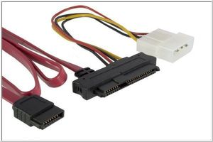 TANDBERG 0,75M Int. SAS to SATA cable (1019781)