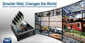 ADVANTECH Desktop Mura VideoWall Control SPECIAL OR (AVS-840)