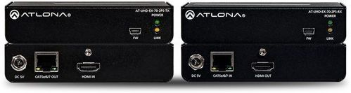 ATLONA AT-UHD-EX-70-2PS 4K/UHD HMDI over HDBaseT (AT-UHD-EX-70-2PS)