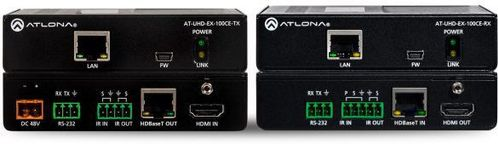 ATLONA AtlonaAT-UHD-EX-100CE-KIT UHD HDMI Ext kit 100m (AT-UHD-EX-100CE-KIT)