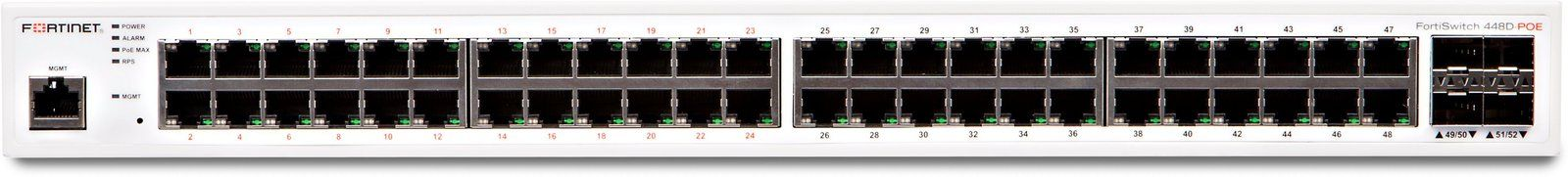 FORTINET - FortiSwitch 448D-POE FS-448D-POE