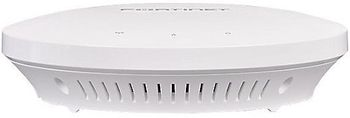 FORTINET Indoor wireless wave 2 AP - dual radio (802.11 a/b/g/n and 802.11 a/n/ac, 2x2 MU-MIMO), 1 x GE RJ45 port, Ceiling/ wall mount kit included. 4 internal antennas, Order 802.3af PoE injector GPI-115 Regio (FAP-221E-E)