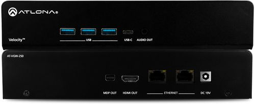 Atlona Velocity Control Gateway for 250 Devices (AT-VGW-250)