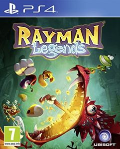 UBISOFT Rayman Legends - Sony PlayStation 4 - Action (3307215774557)