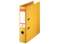 Binder LAF No1 Power PP A4/75mm Yellow - FSC® Recycled
