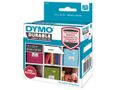 DYMO LW Durable small multi-purpose 25mm x 54mm small box, 160 labels