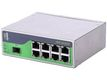 MOXA UNMANAGED ETHERNET SWITCH, 8X