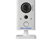 MicroView 2MP Indoor Cube Camera w/PoE