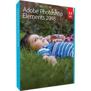 ADOBE PHOTOSHOP ELEMENTS 2018  IN (65281865AD01A00)