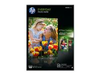HP Everyday glättat fotopapper-25 ark/ A4/ 210 x 297 mm (Q5451A $DEL)