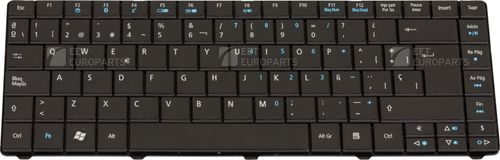 ACER KEYBD.SPA.89KEY.TM8371 (KB.I140A.161)